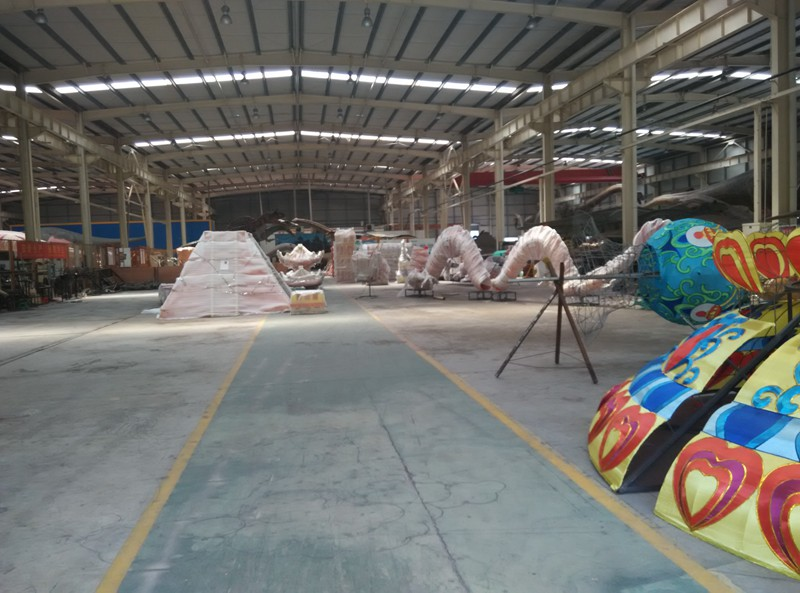 zigong lantern festival factory